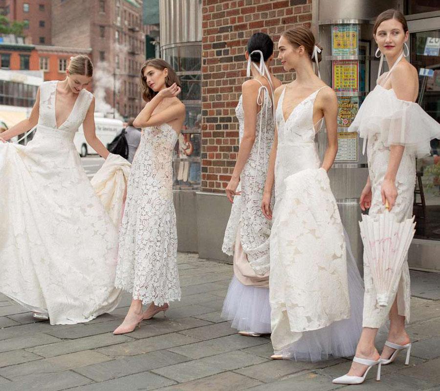 Trending Destination Wedding Dresses for 2019