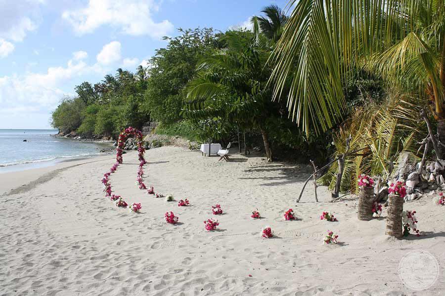 Calabash Cove Beach Ceremony