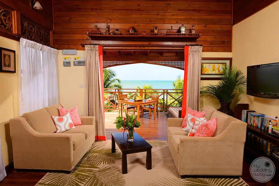 Calabash Cove Bedroom Ensuite