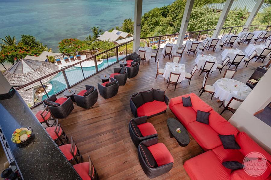 Calabash Cove Restaurant Area