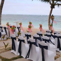 Coconut Bay Beach Wedding Ceremony