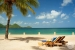 Sandals-Grande-St-Lucia-beach-lounge-chairs