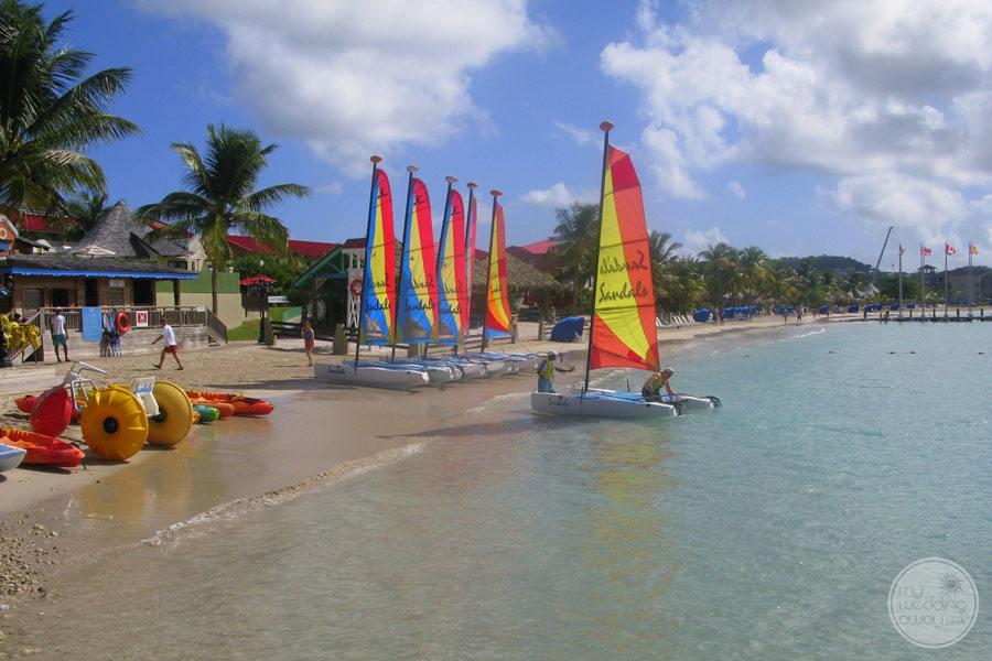 Sandals Beach