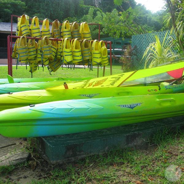 Resort Kayaking
