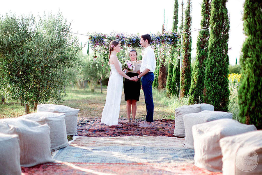 Guadalupe Tuscany Resort Private Ceremony