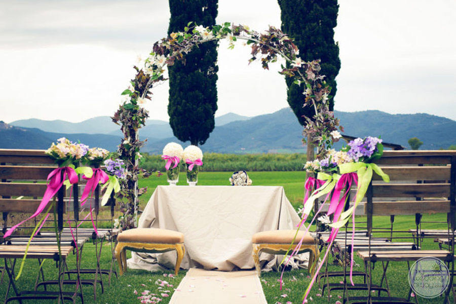 Guadalupe Tuscany Resort Wedding Venue