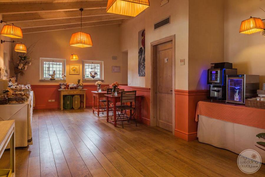 Guadalupe Tuscany Resort Restaurant