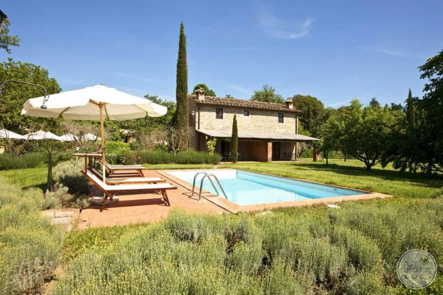 Monsignor Della Casa Resort and Spa Grounds Around Pool
