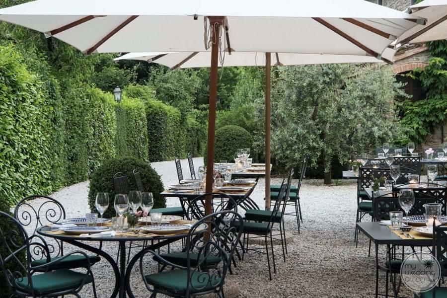 Monsignor Della Casa Resort and Spa Sitting Area