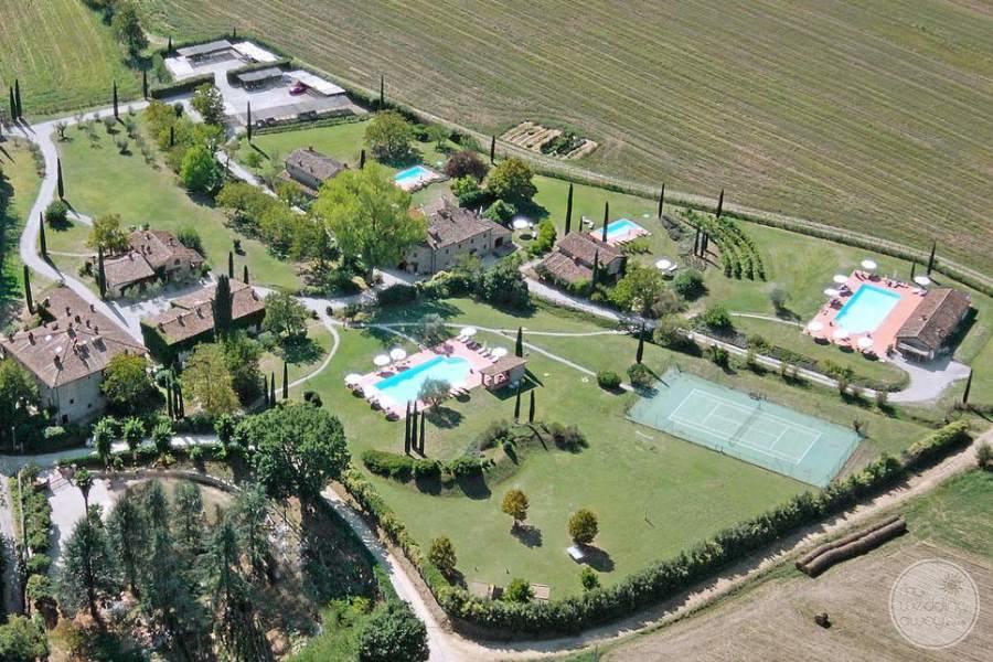 Monsignor Della Casa Resort and Spa Castle Grounds