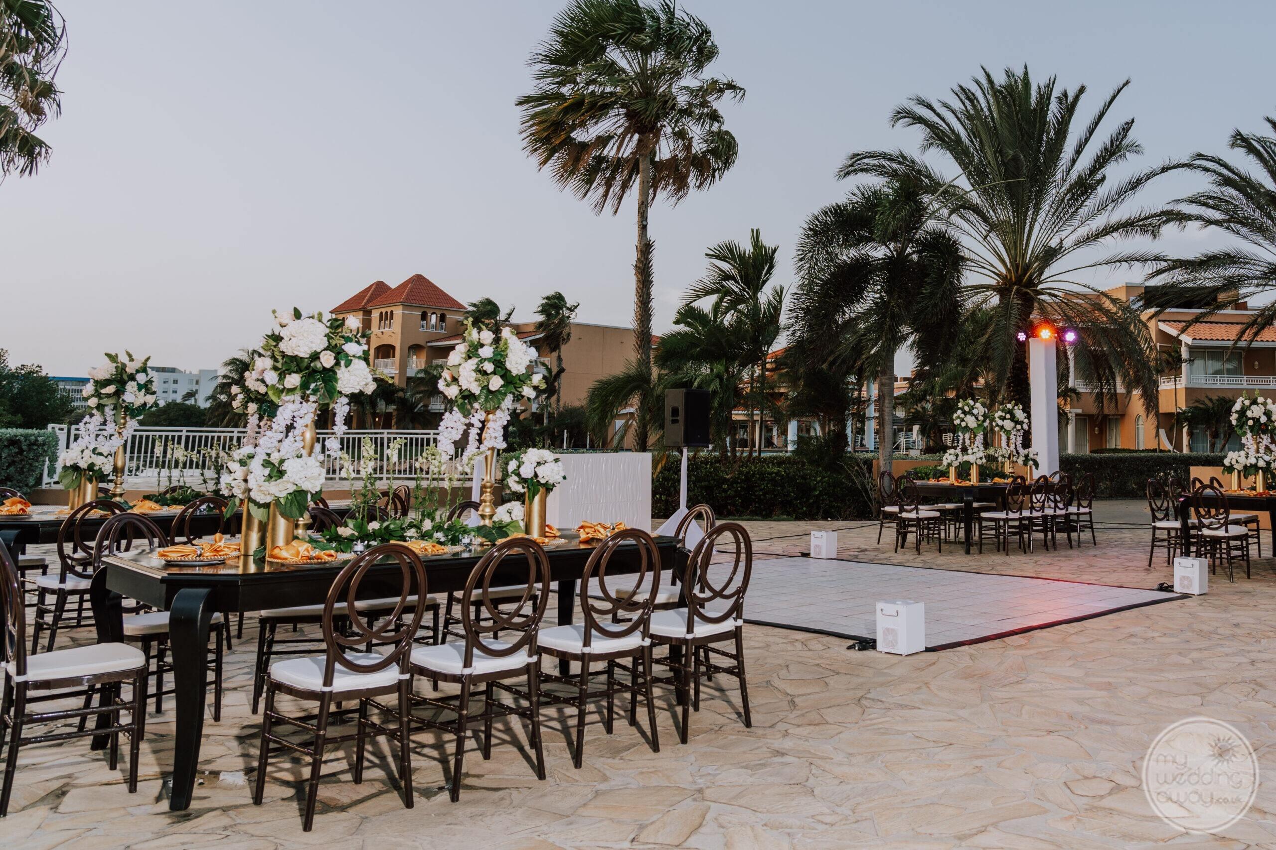 Club-plaza-Divi-resorts-Aruba-wedding-receptions