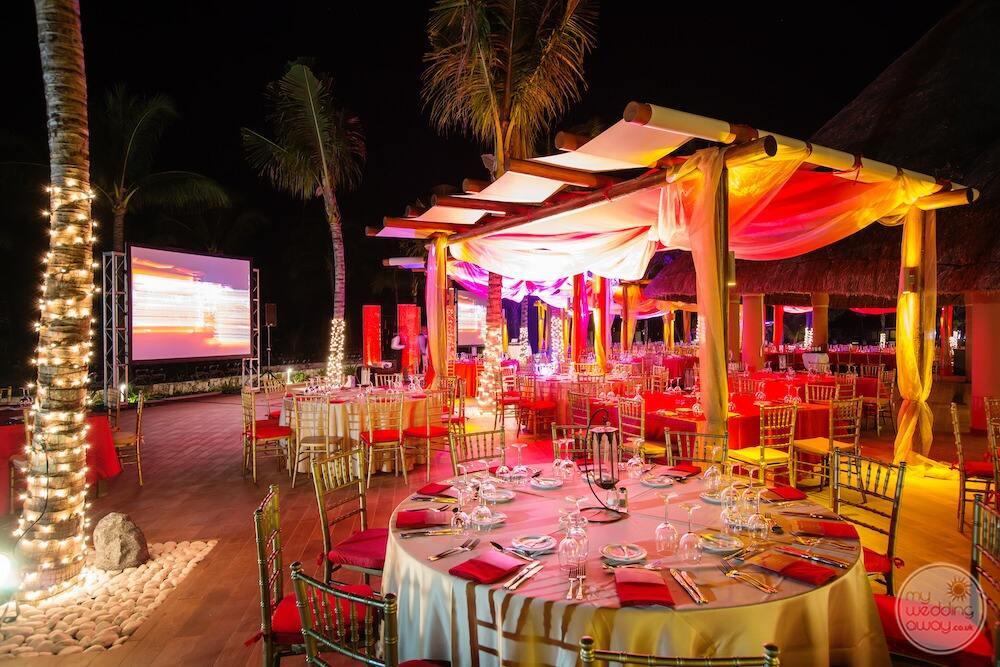 Barcelo-Maya-Grand-Resort-wedding-reception-on-beach