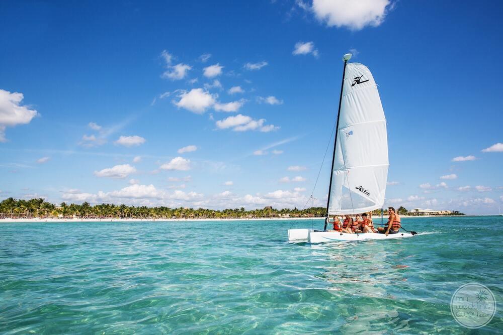 catamaran-in-the-ocean