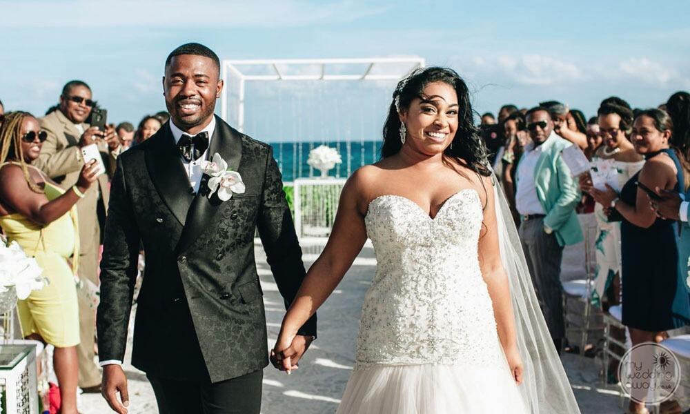 Lasting beach wedding memories